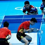 Who will be the champion of Liebherr 2016 Men's World Cup in Table tennis?