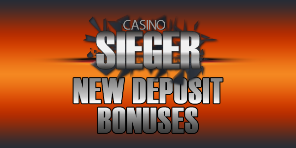 New, Limited Deposit Bonuses for Autumn at Casino Sieger