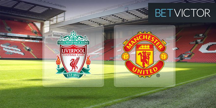 Liverpool Manchester United bet refund offer from BetVictor