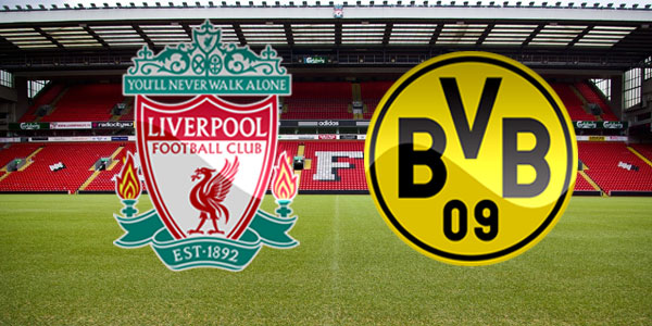 Bet on Liverpool to beat Dortmund in the Europa League quarter final second leg