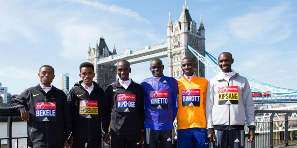 These are the contenders for london marathon betting if you plan to bet on athletics by betting on the london marathon