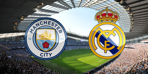5 Reasons to bet on Man City v Real Madrid to be high scoring!