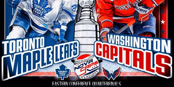Maple Leafs vs Capitals Odds