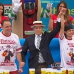 Bet on Hot Dog Eating Contest on The Independence Day!