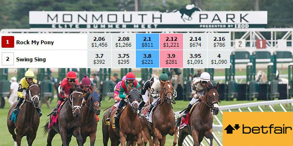 Monmouth Park Exchange Wagering New Jersey