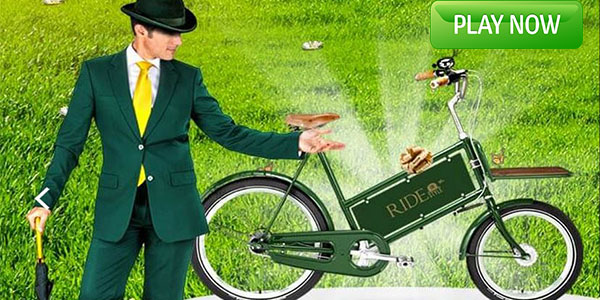 Earn up to 870 Free Spins and a Free Bicycle in The Spring Ride Promotion at Mr. Green