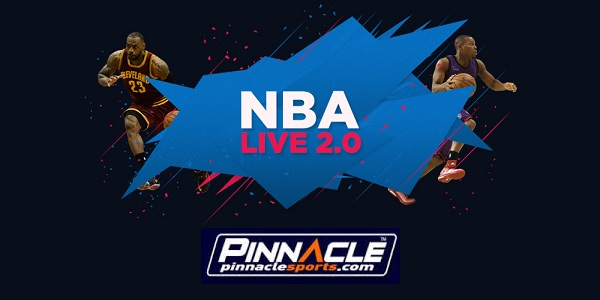 Pinnacle Sports NBA Live Promo