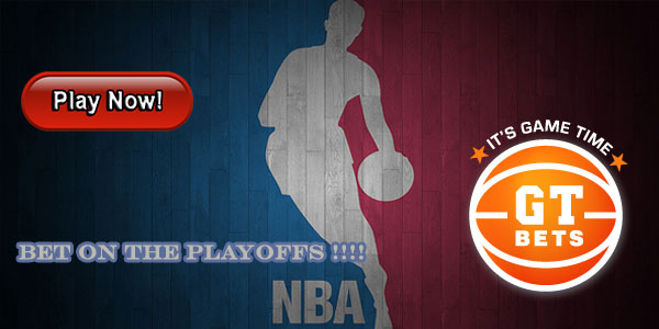 GTbets Sportsbook Offers Incredible Odds for NBA Playoff