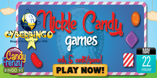 Guaranteed USD 35 Cash Prizes for Every Game at CyberBingo