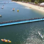 Xin Xin May Be Worth A Bet In The Open Water 10K Swim