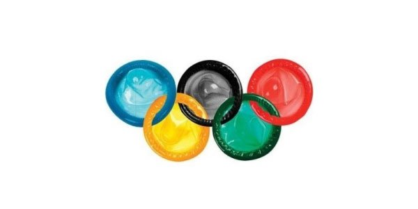 Olympic condoms Rio 2016