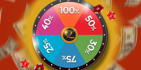 Online fortune wheel at Unique Casino