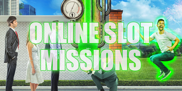 Complete Online Slot Missions for Huge Prizes at Mr Green Casino