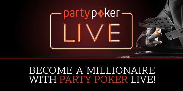 Party Poker Live Tournaments in 2017