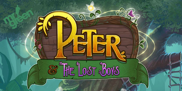Win EUR 5,000 on the Peter and the Lost Boys Slot