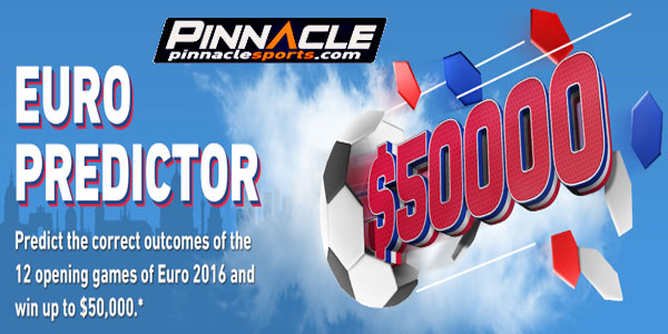 Predict Euro games for money prize of up to $50,000!