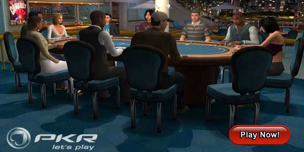 At PKR Poker Now You Will Automatically Win with Aces in Poker