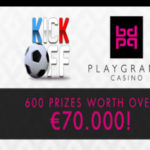 Play Grand Casino Football Promotions Offer Great Prizes
