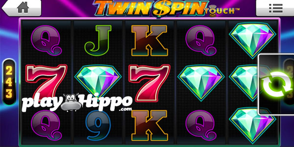 1780 Free spins Valentine's gift from PlayHippo Casino