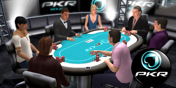 Win Valentine's cash prize at PKR Poker's Daily Tournaments