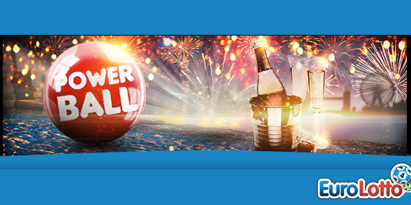 Win the €368 Million Powerball Jackpot by Playing Lotto Online at EuroLotto!