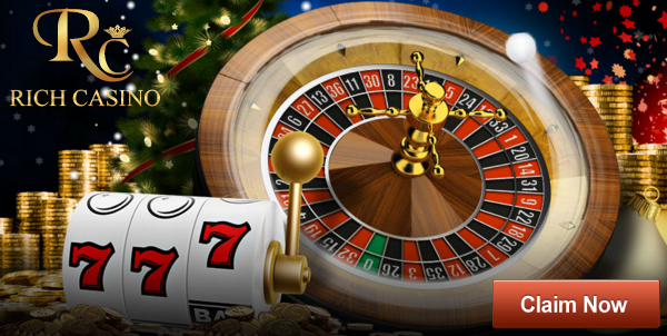 Rich Casino Christmas promotion