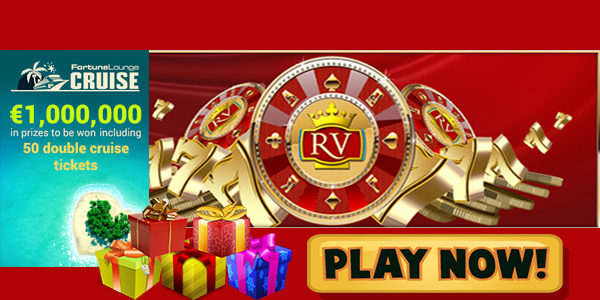 Royal Vegas Casino Offers Great Cruise Promotion with Total Prize Pot of EUR 1,000,000