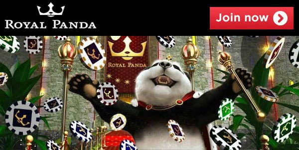 Win 50 Free Spins Playing Royal Panda's One-Minute Challenge!