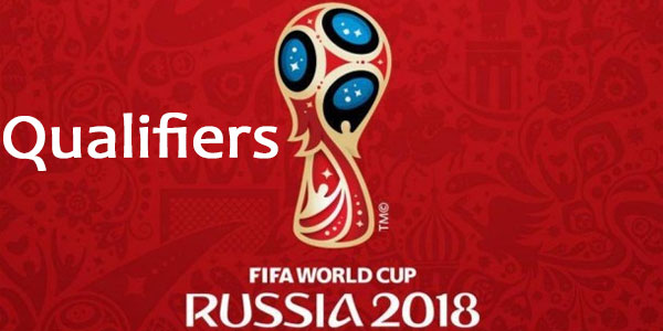 Qualifiers for Russia 2018