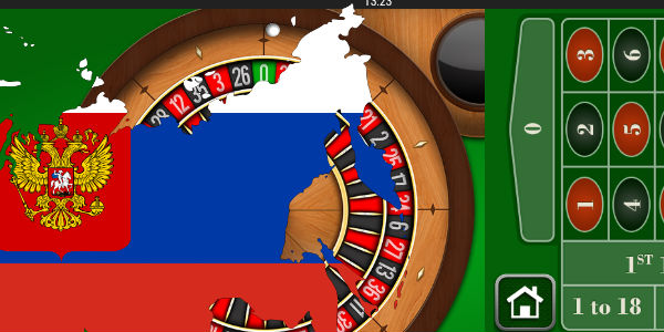 Russian gambling not liberal