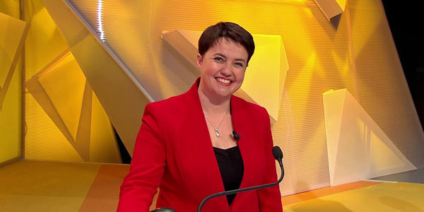 Could Ruth Davidson be a good bet for next Tory leader?