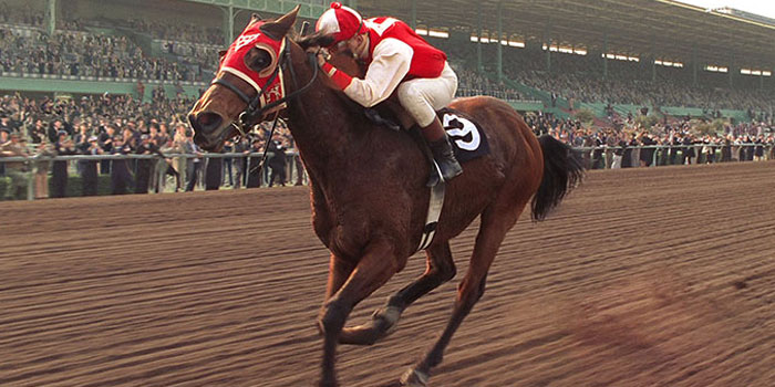 Seabiscuit was one of the greatest racehorses ever