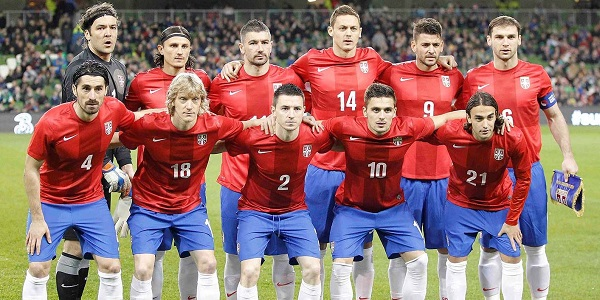 Serbia World Cup 2018 Qualification
