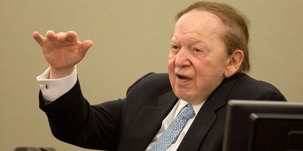 Sheldon Adelson Fined to $9 million in Bribery Case China Corruption Las Vegas Sands