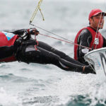 Sailing world cup Qingdao: Fantela and Marenic go for another win