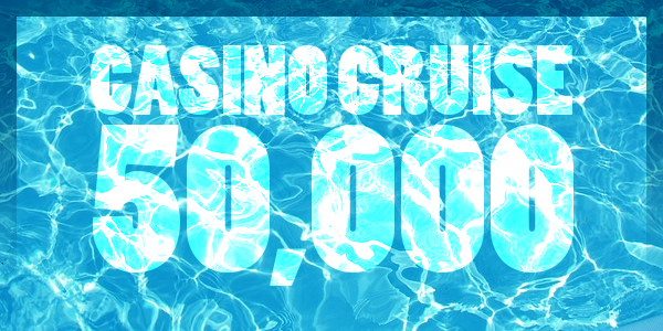 Win a Slot Cash Prize up to €10k at Casino Cruise
