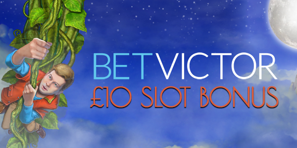 BetVictor Casino slot of the week promo