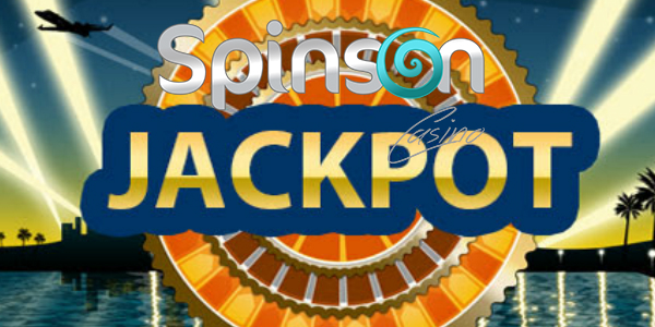 Spinson Casino Double Jackpot Promotion