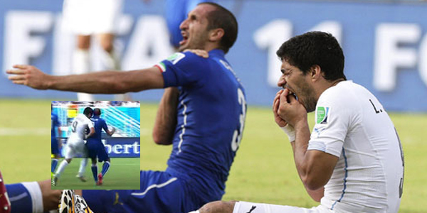 FIFA Hands Suarez Four Month International Ban from All Football Activities