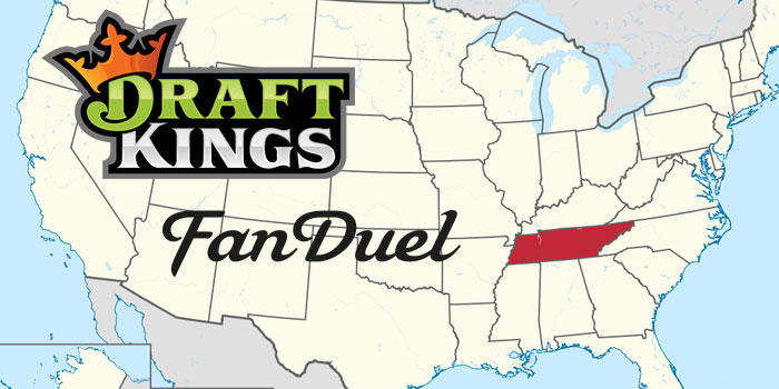 DFS Illegal in Tennessee According to attorney general DraftKings FanDuel US gambling laws
