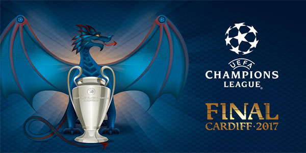 Free tickets to the Champions League Final