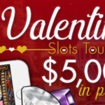 Win on the Valentine's Day Slot Tournament at Vegas Crest