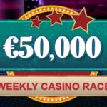 Win up to €500 Weekly Prizes at VideoSlots Casino
