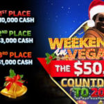 Win up to $10,000 in the Weekend in Vegas $50,000 Countdown to 2016 at Drake Casino