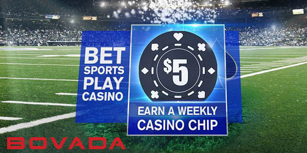 Bovada weekly chip