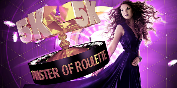 Weekly Online Roulette Tournament