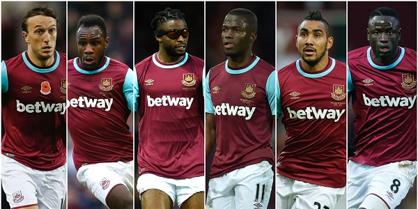 Betway Premier League Sponsorship West Ham United