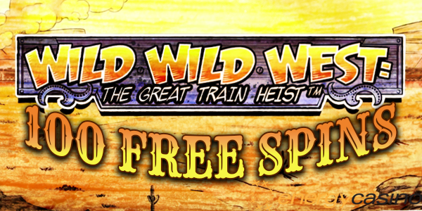 Collect 100 Wild Wild West Slot Free Spins at Energy Casino