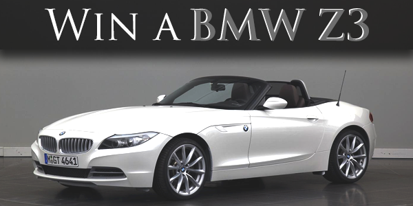Win a BMW Z3 at Mr. Green Casino