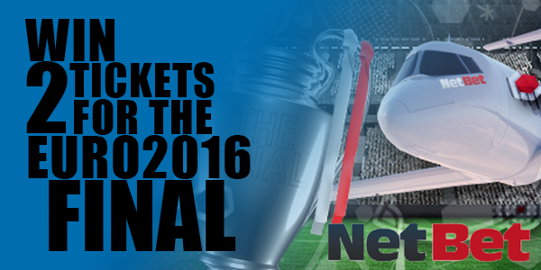 Win Tickets to the EURO 2016 Final